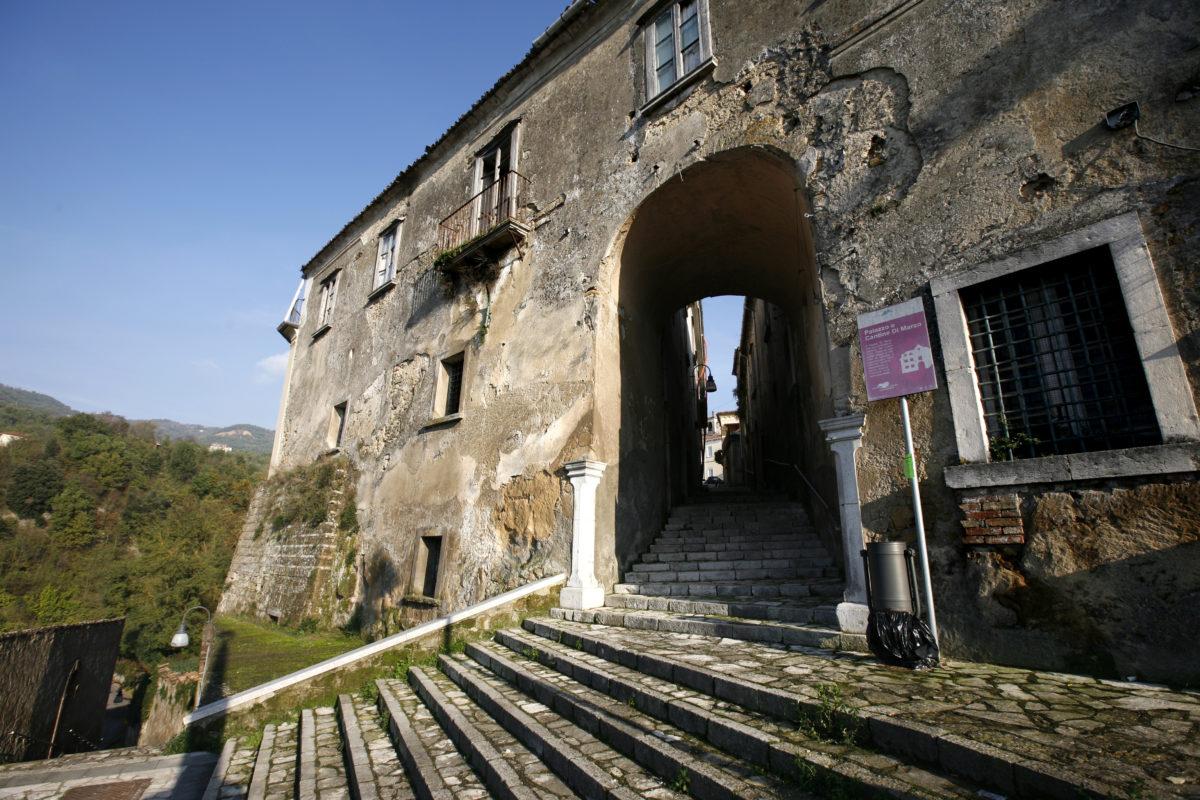 view of Palazzo di Marzo