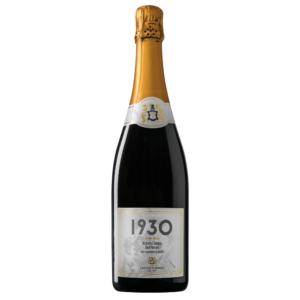 bottle of Sparkling wine of Greco di Tufo 1930