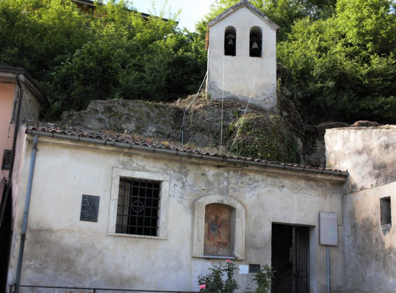 Chiesa di San Michele Arcangelo, Tufo